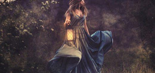 شعر بسیار زیبای چراغ غزل از طاهره داوری
