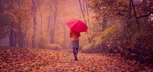 شعر کوتاه عاشقانه زیبای پاییز از سحر