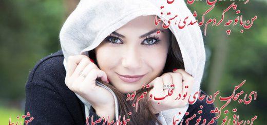 شعر گل میخک مجموعه اشعار تنهایی نیما پارسا ( صبا )