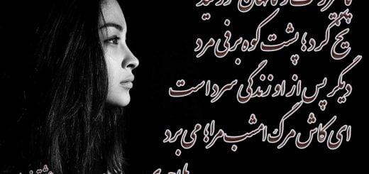 شعر یلدا از رها احمدی