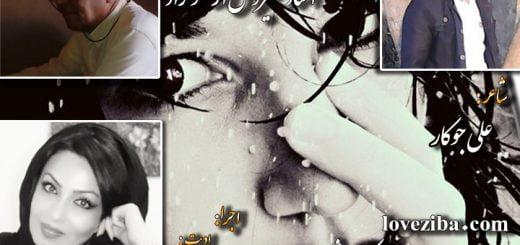 شعر بانوی تنها شاعر علی جوکار دکلمه کاترین صادقپور و سیروس ارسطو نژاد