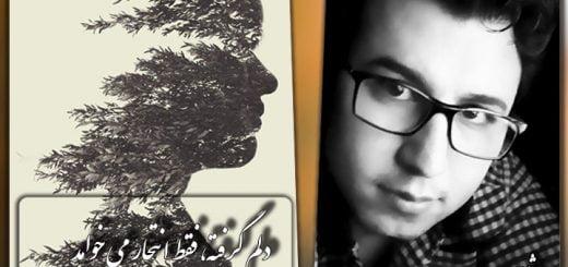 همیشه انتظار میخواهد شاعر علی توکلی