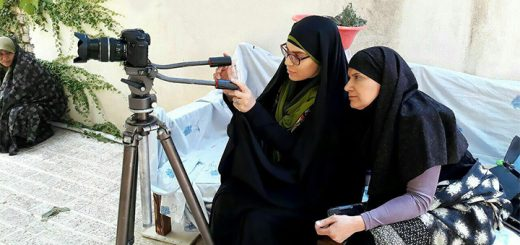 فیلم داستانی فانوسهای همیشه روشن نویسنده گارگردان آتنا حسنی
