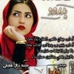 بدرود شاعر سیده زهرا شفیعی خوانش فاطیما